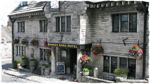 the bankes arms, corfe castle.