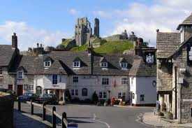 the greyhound in corfe castle